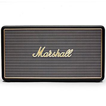 Sélection d'enceintes portables Marshall en promo - Ex : Enceinte portable Marshall  Stockwell