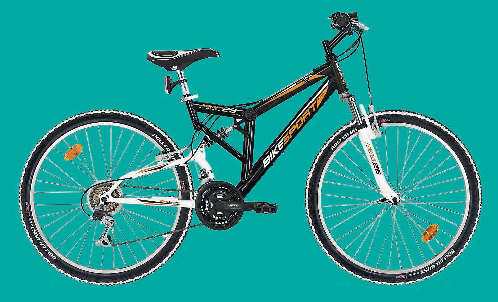 """VTT 26"""" Aventure Bikesport Homme ou Femme"""