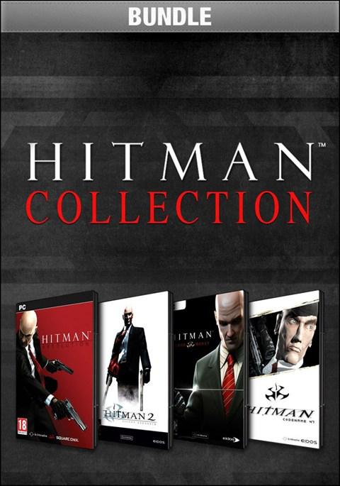 Hitman Collection PC : Hitman:Absolution, Hitman:Codename 47, Hitman:Blood Money, Hitman 2:Silent Assassin (Steam)