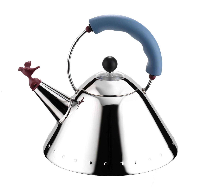 Sélection d'ustensiles / accessoires de cuisine en promo - Ex : Bouilloire Alessi avec Sifflet-Oisillon