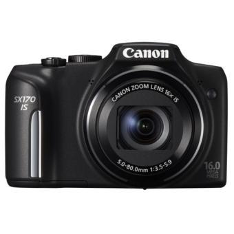 Appareil photo Compact Canon Powershot SX170 IS