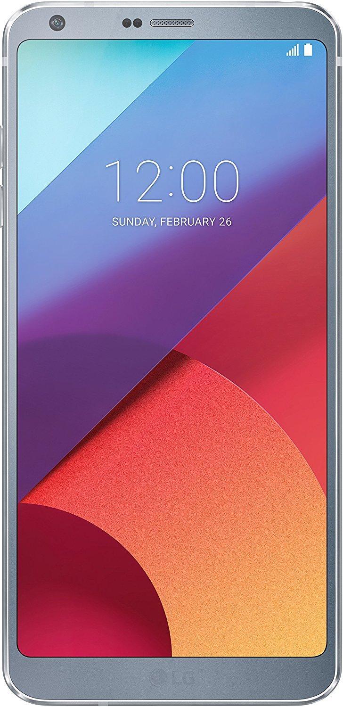 "Smartphone 5.7"" LG G6 - ROM 32 Go, RAM 4 Go (Argent)"