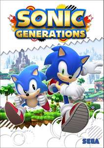 Sonic Generations + Hell Yeah! Wrath of the Rabbit sur PC (Steam)