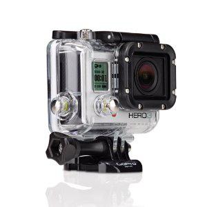 Caméra GoPro HD HERO3 Silver Edition