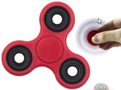 Jouet Anti-stress Hand Spinner