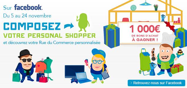 20€ de réduction pour toute commande de plus de 150€ d'achats sur tout le site (hors livres) jusqu'au 16/11