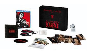 Scarface - Combo Blu-Ray + DVD - Coffret Edition Limitée