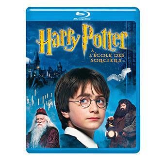 Harry Potter à l'école des sorciers - Edition Blu-Ray Simple
