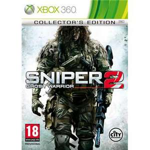 Sniper Ghost Warrior 2 - Edition collector