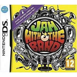 Jam with the Band - Jeux ds