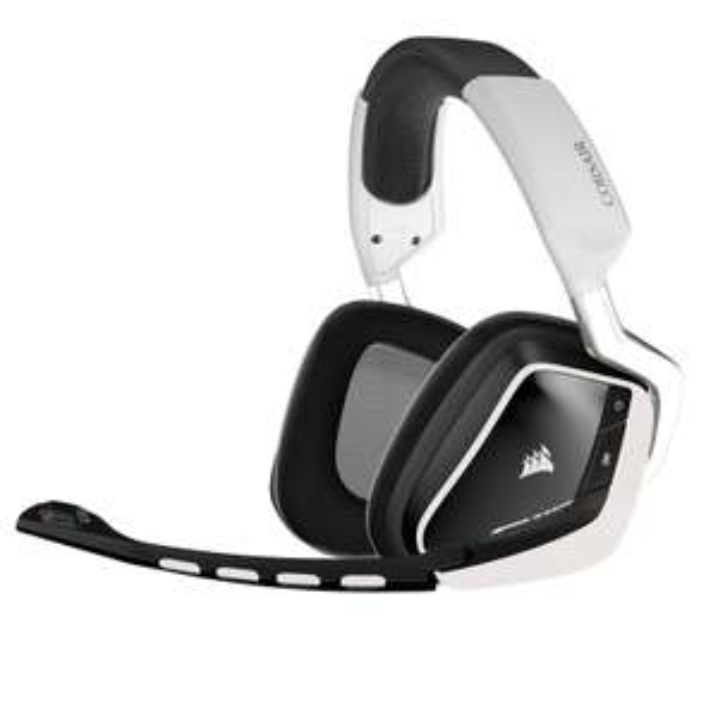 Casque Gaming Corsair Void Wireless 7.1 RGB - Blanc