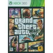 Grand Theft Auto V sur XBOX 360 (Version Asie)