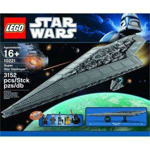 Lego Superstar destroyer + 3 bons de 25€