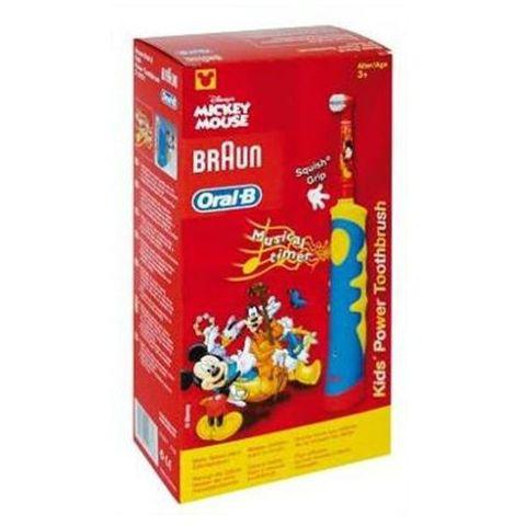 Brosse à dent éléctrique Oral B Kids Power Mickey (Avec ODR 10€)