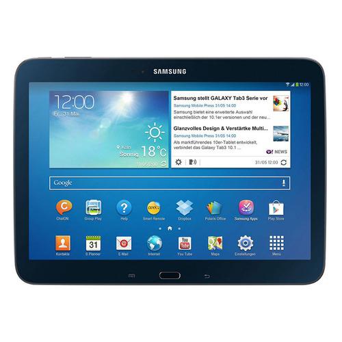Samsung Galaxy Tab 3 Noire 10.1 (Avec ODR 50€)