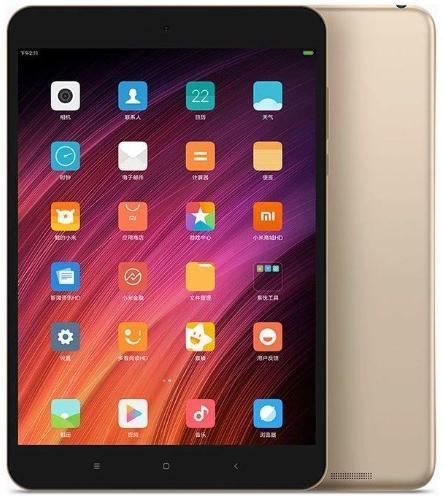 "Tablette 7.9"" Xiaomi Mi Pad 3 Or - 2048x1536,  Hexa-core MediaTek MT8176  2.1GHz, RAM 4Go, 64Go, 6600mAh, 13MP, MIUI 8"