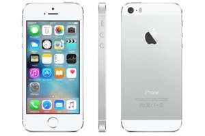 Apple iPhone 5S 16 Go Argent  - reconditionné