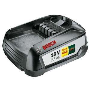 Batterie Lithium Bosch - 18V 2,5 Ah
