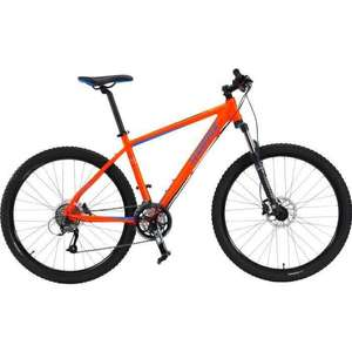 """Sélection de vélos en promotion - Ex : VTT 27.5"""" Scrapper XC 5.7 - orange (48, 46 ou 53 cm)"""