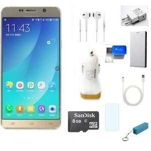 """Smartphone 5"""" Teeno Or - 3G, ROM 4 Go + 9 accessoires"""