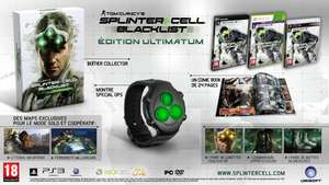 PS3/Xbox 360 - Splinter Cell : Blacklist - Edition Ultimatum