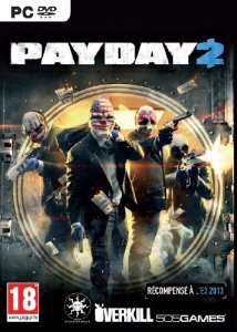 Pay Day 2 sur PC