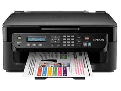 Imprimante tout-en-un Epson WF2510WF Wifi (avec ODR 10€)