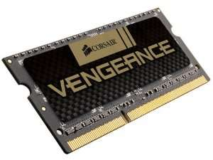 RAM So-dimm Corsair Vengeance Performance 2 x 4 Go DDR3-1866 PC3-14900 CL9