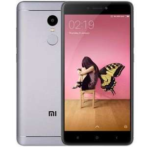 "Smartphone 5.5"" Xiaomi Redmi Note 4 (Global Version) - Bandes 4G B3/B7/B20, Full HD, Snapdragon 625, RAM 3 Go, ROM 32 Go"