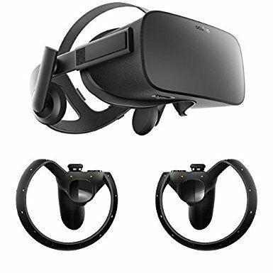Casque de réalité virtuelle Oculus Rift + Manette Oculus Touch