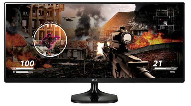 """Ecran PC 34"""" LG 34UM58 - LED, 2560 x 1080"""