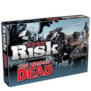 Selection de jeux en promotion - Ex : Jeu de société Risk The Walking Dead Winning moves (via 17.5€ fidélité)