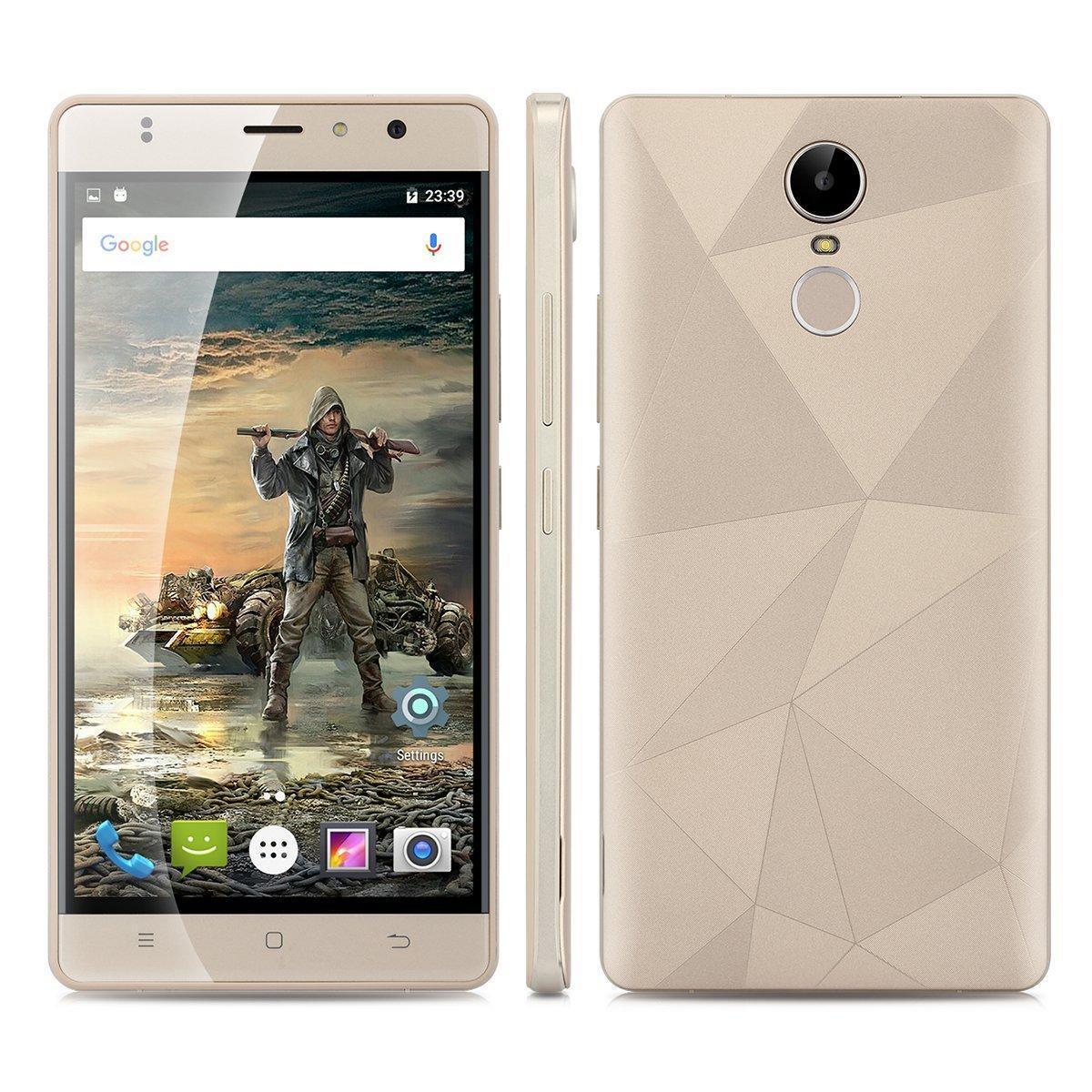 """Smartphone 5.5"""" Timmy M20 - 3G, Quad Core, RAM 1 Go, ROM 8 Go, Dual SIM"""