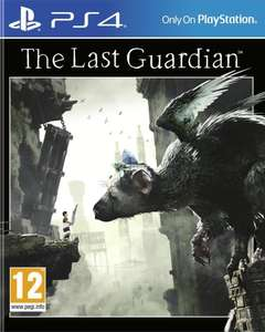 The Last Guardian sur PS4 - CUSA 03745 (En français)