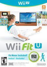 Wii Fit U + Wii Fit Meter