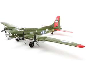 Avion radiocommandé E-flite UMX B-17G Flying Fortress 660mm BNF
