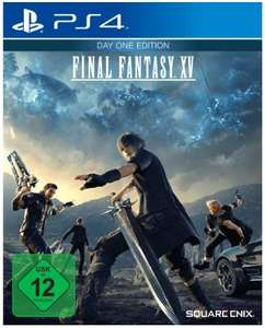 Final Fantasy XV Day One Edition sur PS4 ou Xbox One