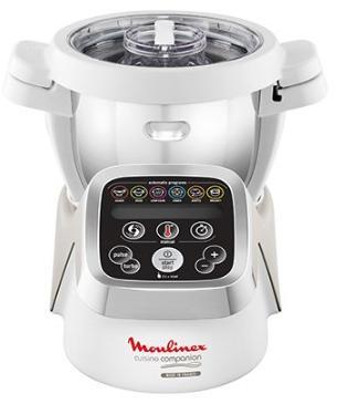 Robot Cuiseur Moulinex Companion HF800A10 Blanc - 1550W
