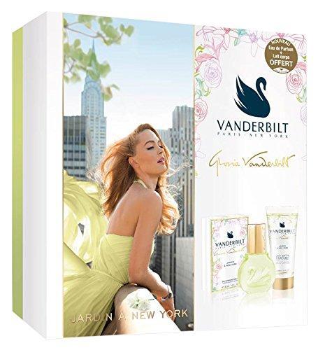 Coffret Jardin à New-York Vanderbilt - Eau de Parfum 30 ml + Lait Parfumé 100 ml