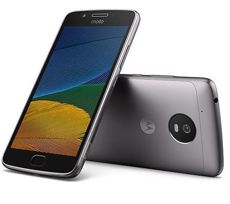 """Smartphone 5"""" Lenovo Moto G5 - 16Go ROM / 3Go RAM"""