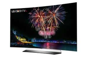 "TV 65"" LG OLED65C6V - OLED, 4K, Smart TV, Incurvée"