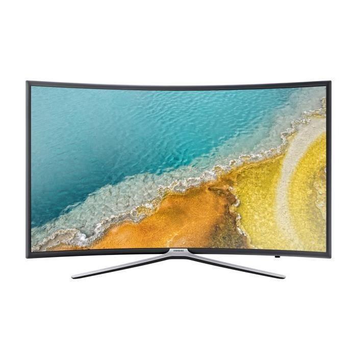 "TV 49"" Samsung UE49K6350AKXZF - LED, Full HD, Incurvé, Smart TV, 800 PQI"