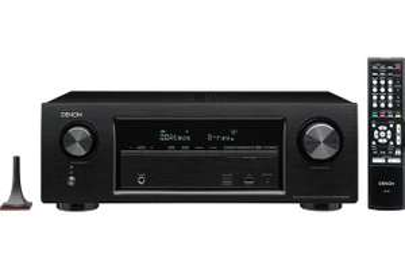Pack ampli Denon AVRX1300W + Kit d'enceintes Denon SYS2020 (4K, Dolby Atmos)