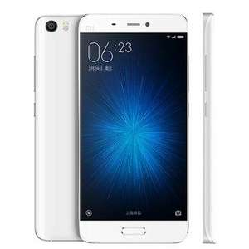"Smartphone 5.15"" Xiaomi Mi5 - SnapDragon 821, ROM 64 Go, RAM 3 Go, Blanc"