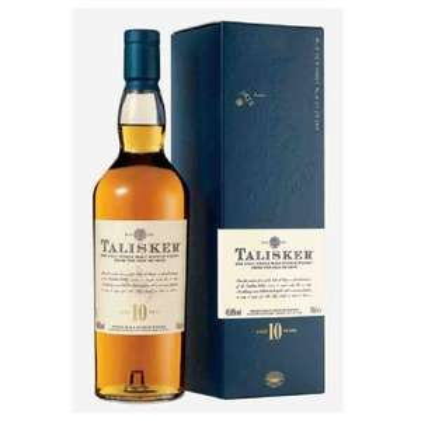 Bouteille de Whisky Talisker 10 ans - 70cl