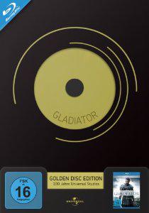Blu-ray Gladiator Golden Disc Edition