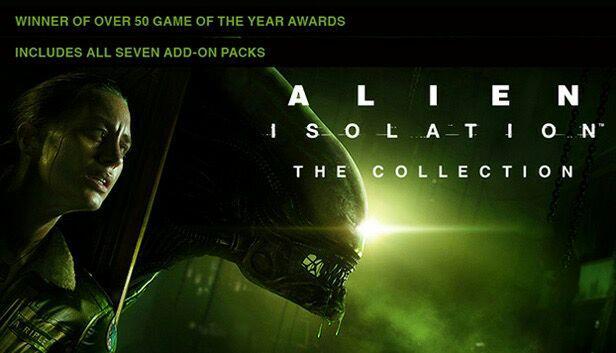 The Alien Isolation Collection sur PC (Dématérialisé - Steam)