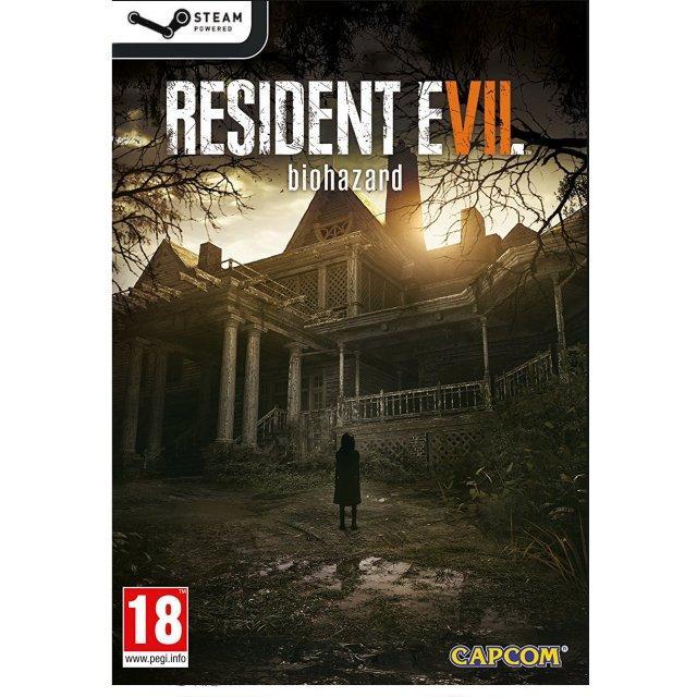 Jeu Resident Evil 7 sur PC (Dématérialisé, Steam)