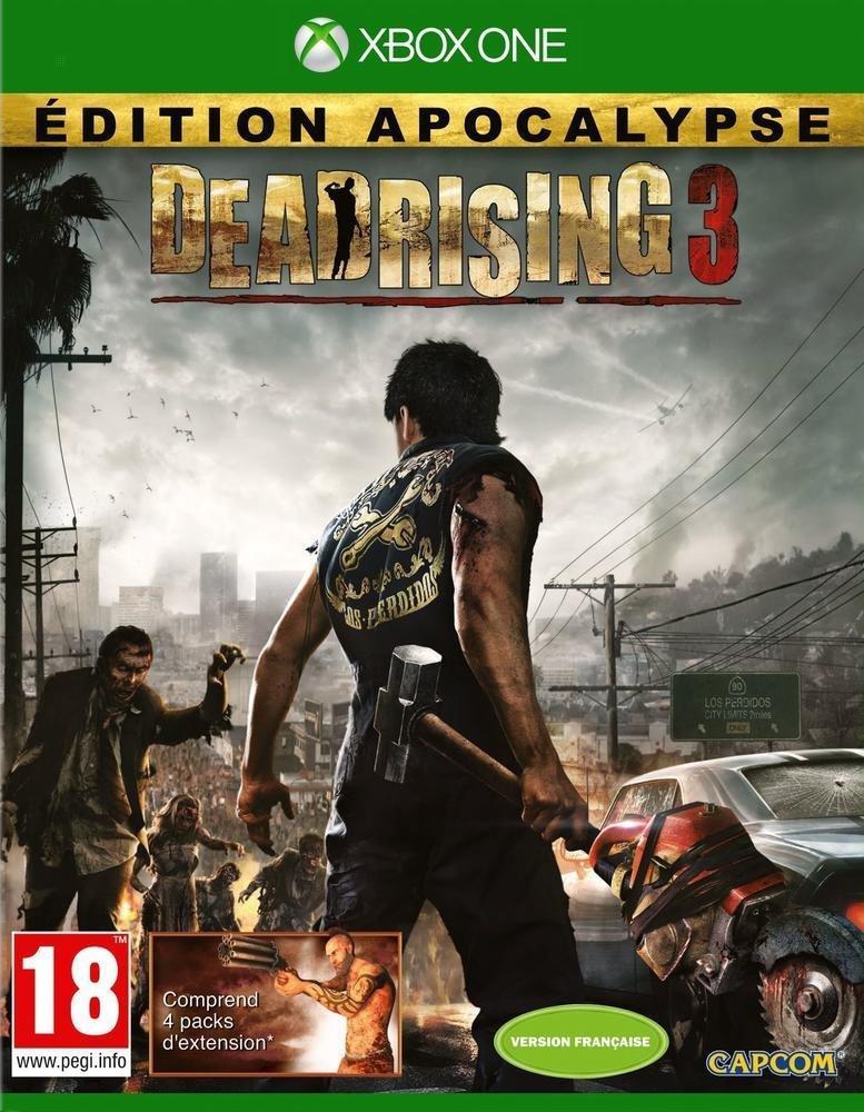 Sélection de jeux Xbox One en promotion - Ex : Dead Rising 3 Apocalypse Edition