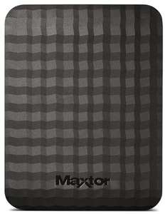 """Disque dur externe 2.5"""" USB 3.0  Maxtor M3 - 4 To"""